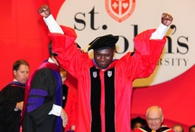 STJ Commencement / by St. John's Alumni