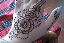 Henna / Gonna try these and perfect them with practice!