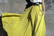 To the MAX! / Maxi skirts and dresses that I adore!