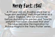Nerdy things / geek