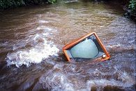Flood / flooding / inundation