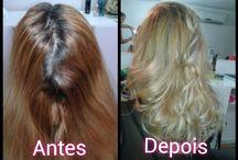 Cabelo nosso de cada dia! / Dicas e idéias sobre os cuidados com os diversos tipos de cabelos.