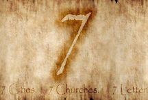 Seven Churches of Apocalypse