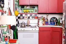 Retro/vintage kitchen