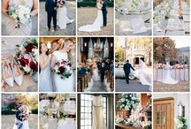 Wedding Color Palette Inspiration / Struggling to pick the perfect wedding day palette? This board is curated to give you the inspiration you need to bring your wedding color dreams to life!