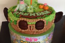 My sweet creations / Custom cakes and desserts