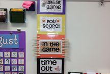 Classroom themes and decorations