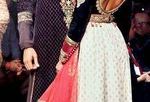 Suknie indyjskie