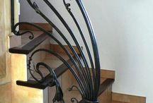Maison / Rampe escalier