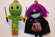So Crafty: String Dolls / by Smirking Revenge