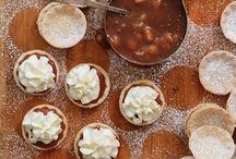 ♡ tarts & pies ♡