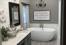 Home decor bath