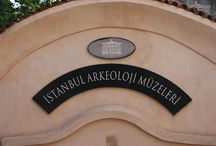 """Istanbul Archaeology Museum / Istanbul Archaeology Museums consist of three museums. Those are The Archaeological Museum, The Ancient Orient Museum and Tiled Kiosk Museum. Besides its importance as the """"first Turkish museum"""", it has an importance and specialty of being one of the museum buildings that are constructed as a Museum in the World. Today, it still protects its outstanding place in the World's biggest museums with its works more than a million belonging to various cultures."""