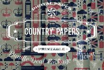COUNTRY PAPERS