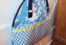 Weekender Bags to Sew
