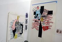 Artist Studios - Artists I Dig