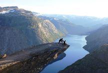 Norwegia / Norway / Zdjęcia z naszych wyjazdów do Norwegii. Photos from our trips to Norway.