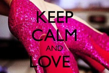 Keep calm meaning's