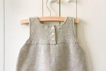 Baby/children patterns