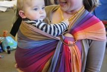 Baby wearing / by Emily Harrelson