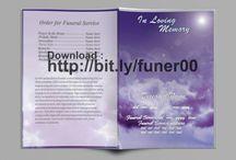 Modello del Programma Funerale