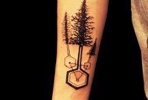 Özgür Çizgi Tattoo Art ( my work)