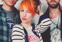 Paramore / by PTV Lover!