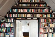 Libraries / Home offices / by Heather
