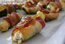 Game Day Appetizers! / All bets are off when it comes to the carbs here!  Looking for some fun and easy appetizers for the game, well here you go!  And GO HAWKS! - Shellie Hart / by Warm 106.9