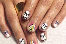 N A I L S / Nail decor, inspiring nail art, and all things nail polish