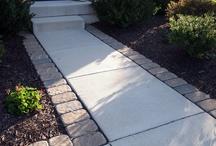 Sidewalk expansion