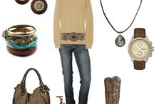 Outfits / by Sheila Lively