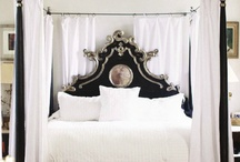 Amazimg bedrooms  / by Joan Tan