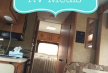 Cooking in an RV