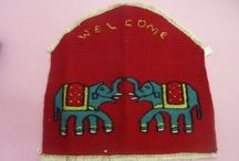 Tihar Jail Women Prisoners Products / Good and Useful products. Made from hands needing help from us.