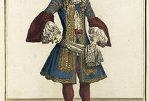 17th Century Fashion plates (Men and women) / Clothes / by Suzi Clarke