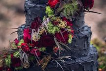 Gothic Wedding / Fantastic ideas to create a magnificent Gothic Wedding.