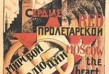 RUSKÁ - SOVIETSKA AVANTGARDA ART