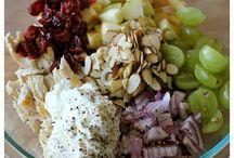 Lunch Ideas / by Christine Mason