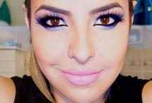 Desafio de Make / DESAFIO DE MAKE ! CORRE E VEM VER ESSA NOVIDADE !  O Blog Nana Pinho Em Cores juntamente com a Rute Priscila Lima do grupo MAQUIAGEM É VIDA do Facebook, esta propondo um desafio para as amantes de maquiagem.  http://nanapinhoemcores.blogspot.com.br/2014/03/maquiagem-e-vida-desafio-em-cores.html / by Nana Pinho