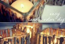 Подсвечники. Свечи