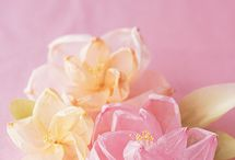 Paper flowers / by Nancy Pendergrast