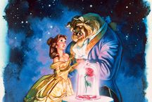 "Disney / ""Love me before the last petal falls""  NIGHTWISH - Beauty And The Beast / by Julie"