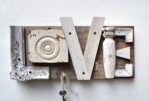 Love... / Creative manner