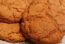 Recipe Ginger Biscuits