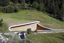 Land architecture