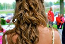 Banquet/Prom hair and ideas / by Alex Halton
