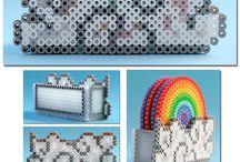 Strijkkralen / voorbeelden van strijkkralen