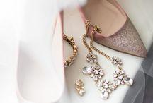 Luxe Bridal Details. / Bridal Detail Inspiration
