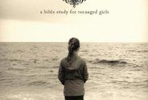 Bible study  / Youth girls bible study ideas